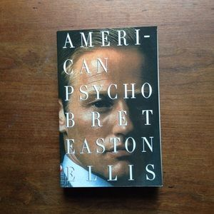"Bret Easton Ellis ""American Psycho"""